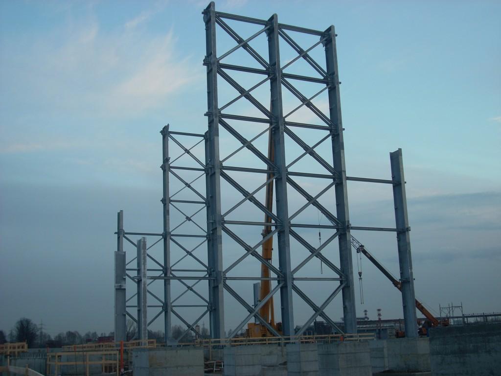 Capannone Alstom Grid 1