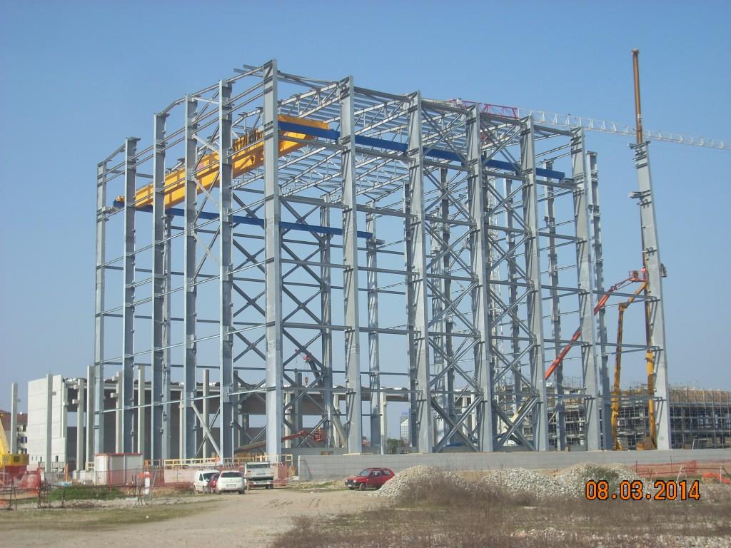Capannone Alstom Grid 3