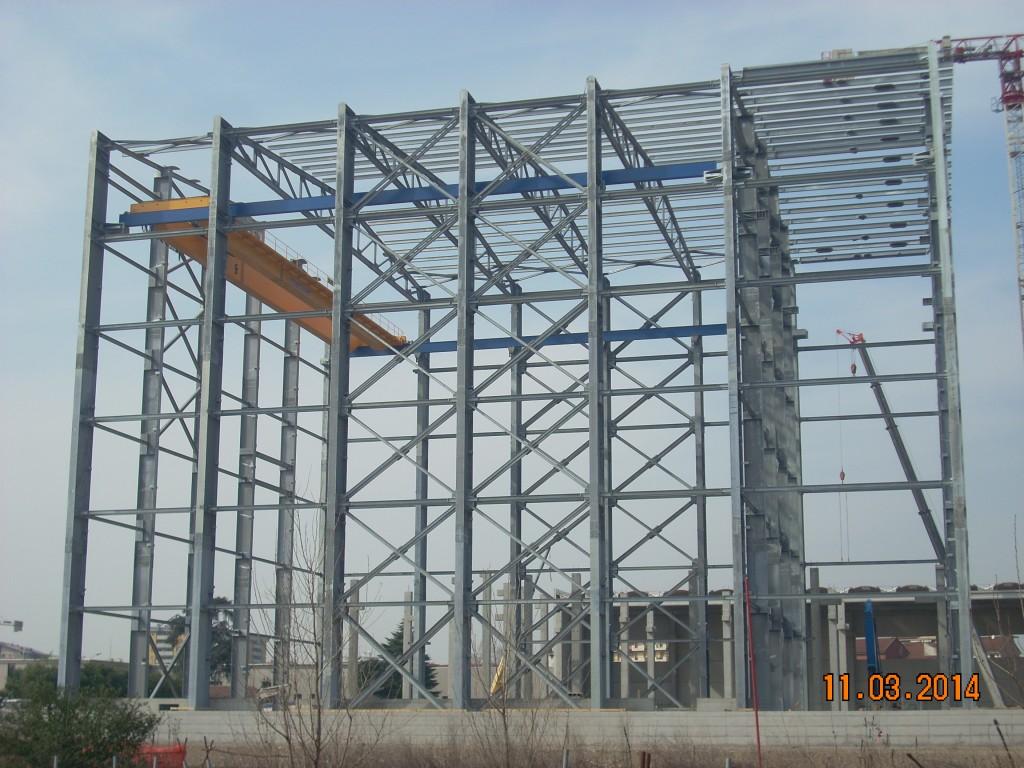 Capannone Alstom Grid 4